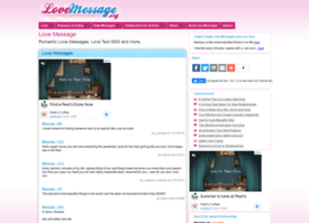 Lovemessage.org