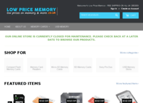 lowpricememory.co.uk