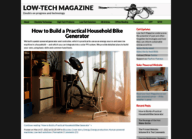 lowtechmagazine.com