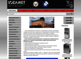 Lozamet.com.pl