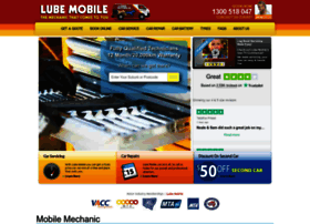 Lubemobile.com.au
