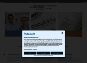 luebeckonline.com