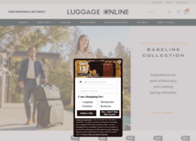 luggageonline.com