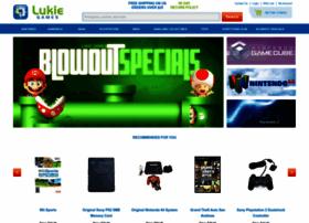 lukiegames.com