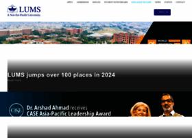 Lums.edu.pk