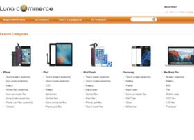lunacommerce.com