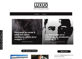 luxuo.fr