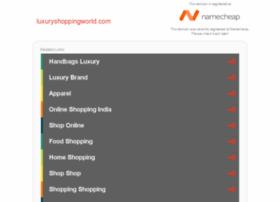luxuryshoppingworld.com