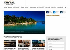 luxurytravelmagazine.com