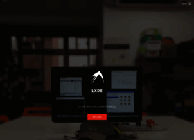 lxde.org