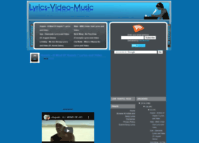lyrics-video-music.blogspot.com