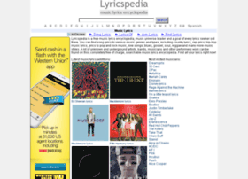 lyricspedia.com