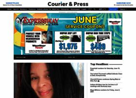 M.courierpress.com