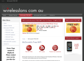 maccasfreewifi.net