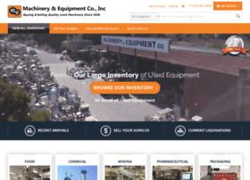 machineryandequipment.com