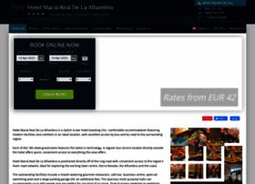 macia-real-alhambra.hotel-rez.com