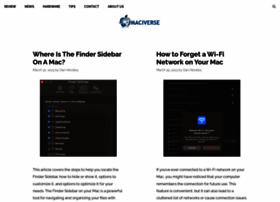 maciverse.com