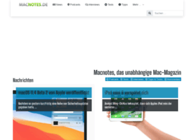 macnotes.de