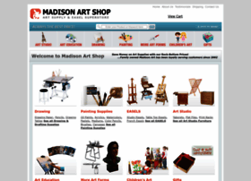 madisonartshop.com