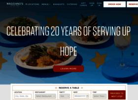 maggianos.com