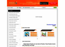 magicsquarepuzzles.com