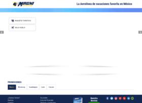 magnicharters.com.mx