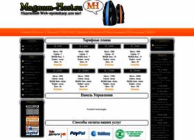 magnum-host.ru