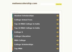 Mahaescolership.com