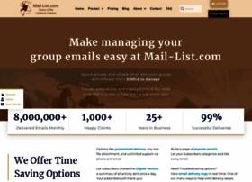 mail-list.com
