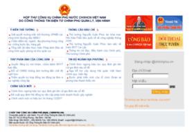 Mail.chinhphu.vn