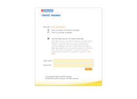 Mail.omaxe.com