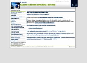 Mail.rub.de