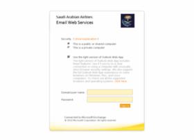 Mail.saudiairlines.com
