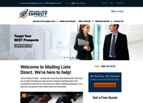mailing-lists-direct.com