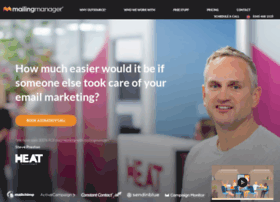 mailingmanager.co.uk