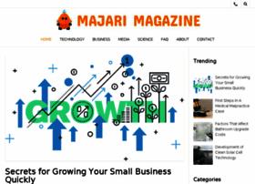 majarimagazine.com