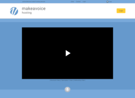 makeavoice.com