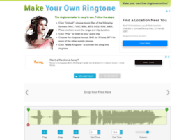 makeownringtone.com