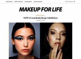 makeupforlife.net