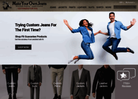 makeyourownjeans.com