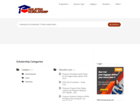 malaysia-scholarship.net
