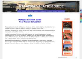 malaysiavacationguide.com
