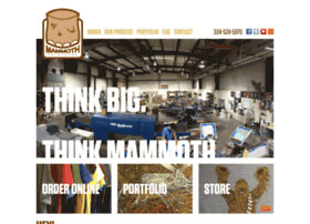mammothprintshop.com