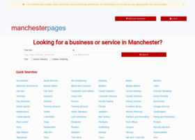 manchesterpages.co.uk