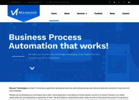 mansoortech.com