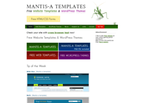 mantisatemplates.com