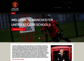 Manutdsoccerschools.com