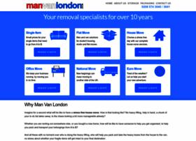 manvanlondon.co.uk