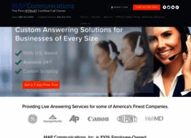 mapcommunications.com