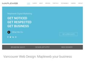 mapleweb.ca